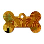 wallpaper_22315 Dog Tag Bone (One Side)