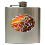 7 Hip Flask (6 oz)