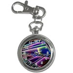 4 Key Chain Watch