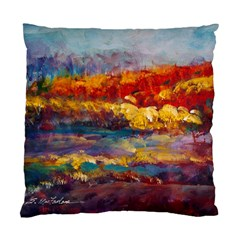 Autumn On The Horizon By Alana   Standard Cushion Case (two Sides)   Iioh0td32knu   Www Artscow Com Front