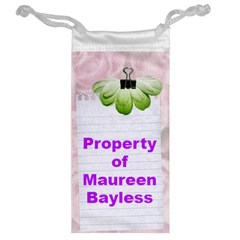 My Jewelry Bag By Maureen Bayless   Jewelry Bag   Wofma0e9no7b   Www Artscow Com Back