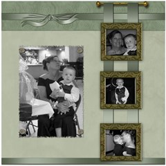 Wedding Sb 3 By Cookie6672   Scrapbook Page 8  X 8    O6lyw46omuc6   Www Artscow Com 8 x8 Scrapbook Page - 4