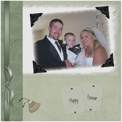 Wedding Sb 3 By Cookie6672   Scrapbook Page 8  X 8    O6lyw46omuc6   Www Artscow Com 8 x8 Scrapbook Page - 5