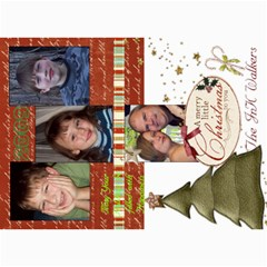 Christmas Cards2 By Photosby Kerry   5  X 7  Photo Cards   Aka7kzp8xdlh   Www Artscow Com 7 x5 Photo Card - 6