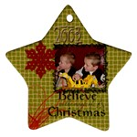 Christmas Star 2003 - Ornament (Star)
