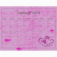 Calendar 2010 By Charlie Berry Feb 2010
