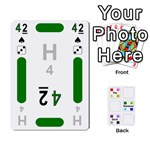 Rainbow deck 2 - Playing Cards 54 Designs
