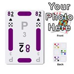 Rainbow deck 3 - Playing Cards 54 Designs