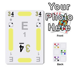 Rainbow Deck 1 By Changcai   Playing Cards 54 Designs   J06701e5y3sn   Www Artscow Com Front - Club4