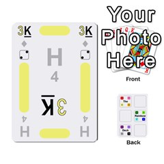 King Rainbow Deck 1 By Changcai   Playing Cards 54 Designs   J06701e5y3sn   Www Artscow Com Front - ClubK