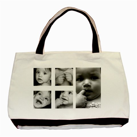 Bag1 By Goldengirl Nielsen   Basic Tote Bag   Z0imaa3tloxy   Www Artscow Com Front