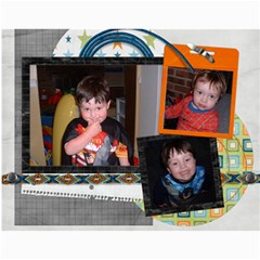 Charles Calendar By Angela Cole   Wall Calendar 11  X 8 5  (18 Months)   Qdpdjg9dtxoq   Www Artscow Com Month