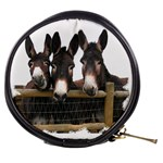 Three donks Mini Makeup Bag