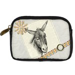Donkey 3 Digital Camera Leather Case