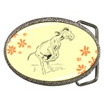 Naughty donkey Belt Buckle