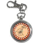 Naughty donkey Key Chain Watch