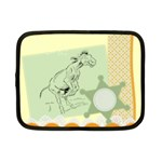 Naughty donkey Netbook Case (Small)