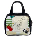 Naughty donkey Classic Handbag (Two Sides)
