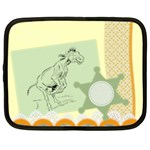 Naughty donkey Netbook Case (XL)