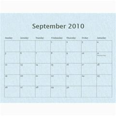 Abraxas 06 09 People Calendar 2010 By Karl Bralich   Wall Calendar 11  X 8 5  (12 Months)   T33weli9jyao   Www Artscow Com Sep 2010