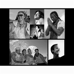 Abraxas 06 09 People Calendar 2010 By Karl Bralich   Wall Calendar 11  X 8 5  (12 Months)   T33weli9jyao   Www Artscow Com Month