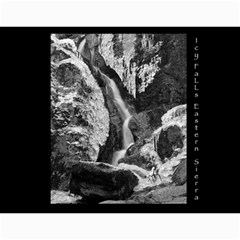 B&w Calendar Yosemite And More  2010 18 Month By Karl Bralich Month