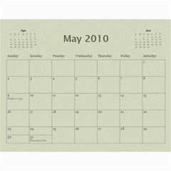 China Calendar 2010 By Karl Bralich   Wall Calendar 11  X 8 5  (12 Months)   Mgv09od3i9gg   Www Artscow Com May 2010