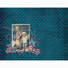 Calendar 2015 By Sheena   Wall Calendar 11  X 8 5  (12 Months)   Fzhpnv5q9ue9   Www Artscow Com Month