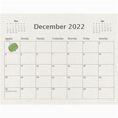 Calendar 2015 By Sheena   Wall Calendar 11  X 8 5  (12 Months)   Fzhpnv5q9ue9   Www Artscow Com Dec 2015