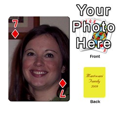 Mamma222 By Jennifer Dunn   Playing Cards 54 Designs   Emrjsv87vpjt   Www Artscow Com Front - Diamond7