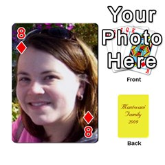 Mamma222 By Jennifer Dunn   Playing Cards 54 Designs   Emrjsv87vpjt   Www Artscow Com Front - Diamond8