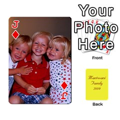 Jack Mamma222 By Jennifer Dunn   Playing Cards 54 Designs   Emrjsv87vpjt   Www Artscow Com Front - DiamondJ