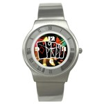 POKER700X600 Stainless Steel Watch