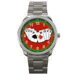 YOURMOVECARDS700X600 Sport Metal Watch