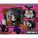 2007 Halloween 8x10 Collages - Collage 8  x 10