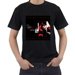 NEW HOT TWILIGHT RARE ITEM BLACK T-SHIRT