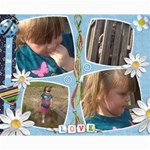 Maddie 8x10 Collage 4-26-09 - Collage 8  x 10