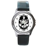 NEW TWILIGHT CULLEN HOT ROUND METAL WATCH