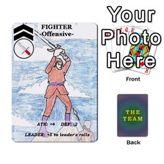 The Team Cards By Tyler Sandersfeld   Playing Cards 54 Designs   Zg1b5r1v9sq5   Www Artscow Com Front - Spade3