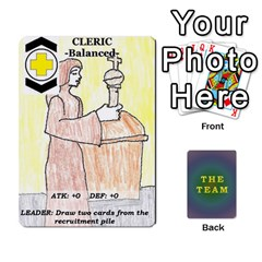 Jack The Team Cards By Tyler Sandersfeld   Playing Cards 54 Designs   Zg1b5r1v9sq5   Www Artscow Com Front - HeartJ