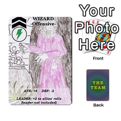 The Team Cards By Tyler Sandersfeld   Playing Cards 54 Designs   Zg1b5r1v9sq5   Www Artscow Com Front - Diamond3