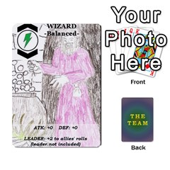The Team Cards By Tyler Sandersfeld   Playing Cards 54 Designs   Zg1b5r1v9sq5   Www Artscow Com Front - Diamond5