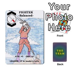 The Team Cards By Tyler Sandersfeld   Playing Cards 54 Designs   Zg1b5r1v9sq5   Www Artscow Com Front - Spade7