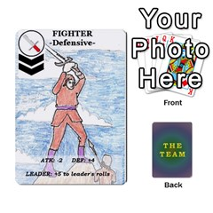 The Team Cards By Tyler Sandersfeld   Playing Cards 54 Designs   Zg1b5r1v9sq5   Www Artscow Com Front - Spade8