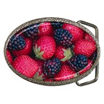 Strawberry 399 Belt Buckle