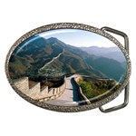 The Great Wall of China Belt Buckle