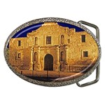 The Alamo, San Antonio, Texas Belt Buckle