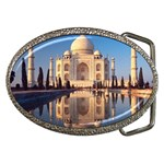 Taj Mahal, Agra, India Belt Buckle