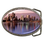 Sydney Reflections, Australia Belt Buckle