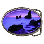 Rodeo Beach, Marin County, California Belt Buckle